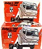 IMC Dodge L-700 Tilt Cab Semi Truck Model Kit