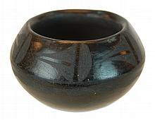 San Ildefonso Native American Blackware Pottery