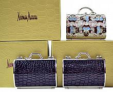 Judith Leiber for Neiman Marcus, 3 Gift Wraps, Box