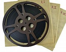 Rasputin Devil or Saint, 16mm Silent Movie 3-Reels