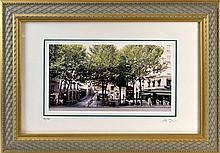 Paris France Framed  Photograph