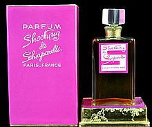 Shocking de Schiaparelli Paris Perfume in Box