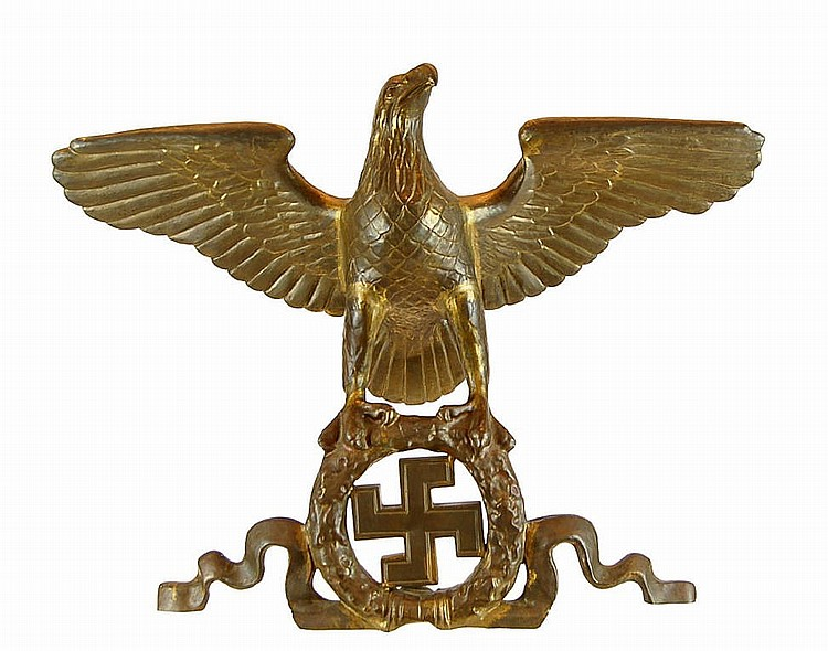 WW II German Swastika 23
