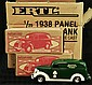 Case of ERTL Die Cast, 1938 Panel Truck Banks