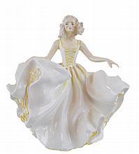 KR Royal Doulton Figurine Sweet Seventeen HN2734