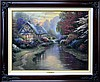Thomas Kinkade Giclee, Places in the Heart 1