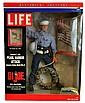 GI JOE, Life Magazine Figure, Pearl Harbor Attack.