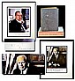 Presidents Ford & Nixon Signed Photos & 2 Books