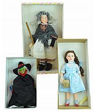 3 Pc. Effanbee Doll Lot #3