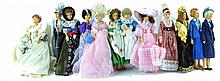 12 Pc. 1980s Peggy Nisbet Doll Collection #2