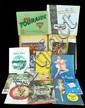 Vintage ephemera: Ice Capades brochures, Cub Scout