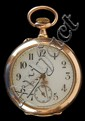 14K Audemars Freres Pocket Watch