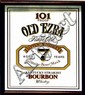 Old Ezra Kentucky Straight Bourbon Mirror