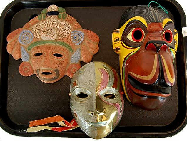 Mask Decorative Lot