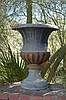 Set of 6 Garden Architectural Urns