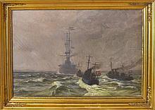Vilhelm Karl Ferdinand Arnesen (Danish 1865-1948)