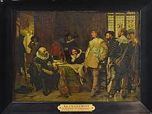 Eduard Charlemont (1848-1906) Le Plan de Campagne