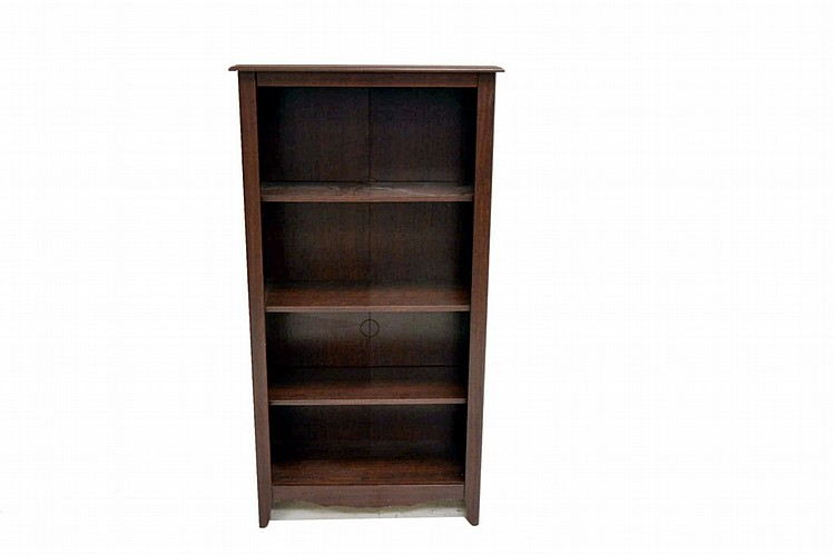 Bookcase with 3 shelves, approx. 56