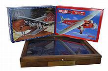 Ertl Collectible Die-Cast Metal Airplane Lot