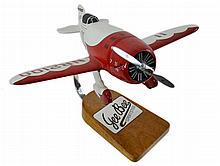 Gee Bee Sportster Airplane Model