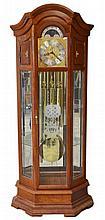 Kieninger German Grandfather Clock Joe Foss