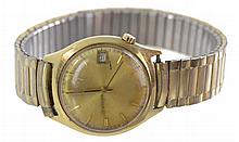 14K Gold Men's Vintage Bulova Accutron Watch