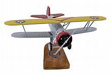 U.S. Marines Desktop Model Airplane