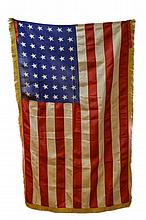 5 Pc. Vintage Flag Lot