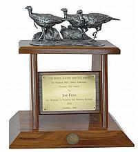 Lynn Boykin Hunting Heritage Award, Joe Foss