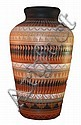 Navajo Etched Wedding Pot signed Lorenia Watchman