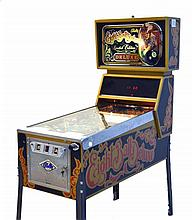 8 Ball Deluxe Limited Edition Pinball Machine 1982