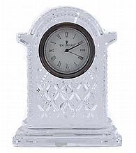 Waterford Crystal Desk/Mantel Clock
