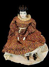 Antique China Head Child's Doll