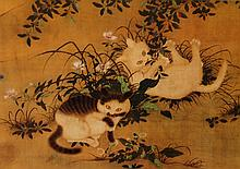 Metropolitan Museum of Art Chinese Cat Print