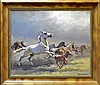 Stephen Benyovszky Oil Painting, Horses