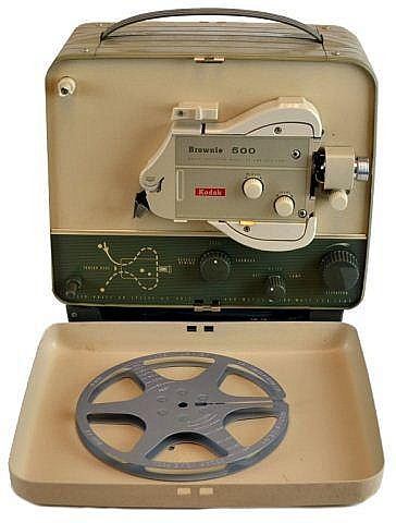 Kodak Brownie 500 Projector