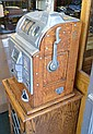 Rock - Ola 5 cent slot machine with wood sides