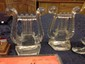 Glass Harp Bookends (Pair)