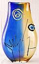 Picasso Style Art Deco Glass Scultpure