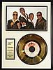 Kool & The Gang Gold Record Award Memorabilia