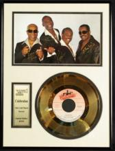Kool & The Gang Gold Record Award Memorabilia