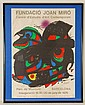 Joan Miro, 1976 Color Lithograph, FUNDACIO JOAN MIRO, CENTRE D'ESTUDIO D'ART CONTEMPORANI