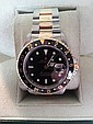 Genuine Rolex, 18K & SS Sub Mariner Watch