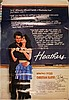 Heathers (1989) 41 x 28 Signed Movie Poster