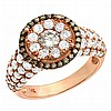 2.44 Carat Diamond Ring 14K Gold