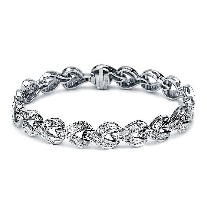 2.5ct Diamond Bracelet