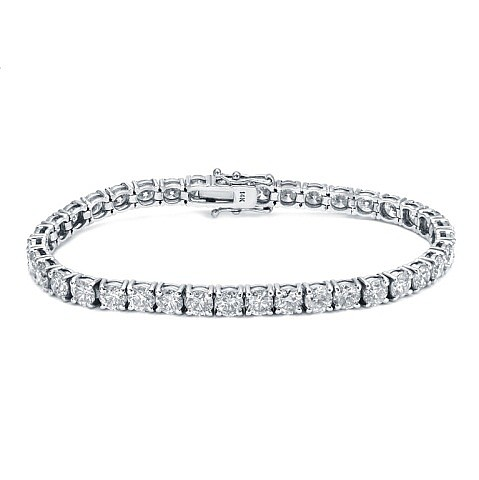 12.88 ct Diamond Bracelet
