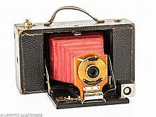 Kodak No. 3 Folding Brownie Camera Model C Tidigt