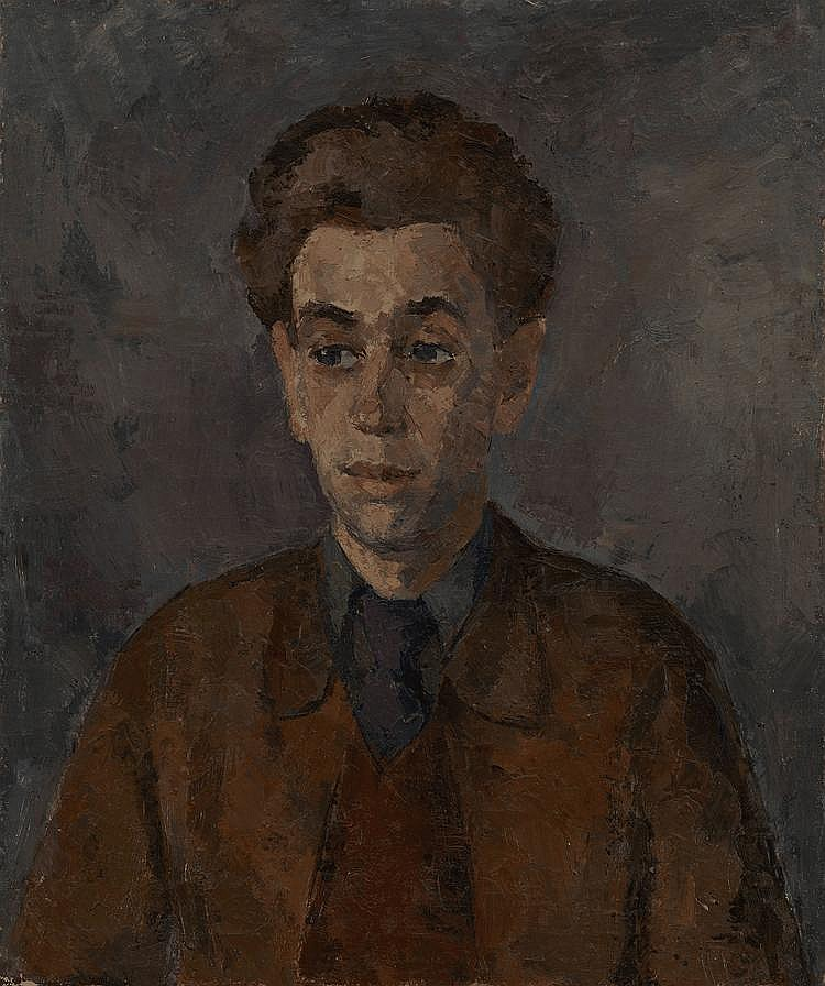 Portrait of the Artist's Son, Valerik