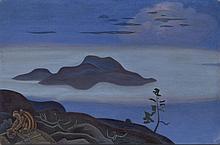*ROERICH, NICHOLAS - (1874-1947)  The Treasure
